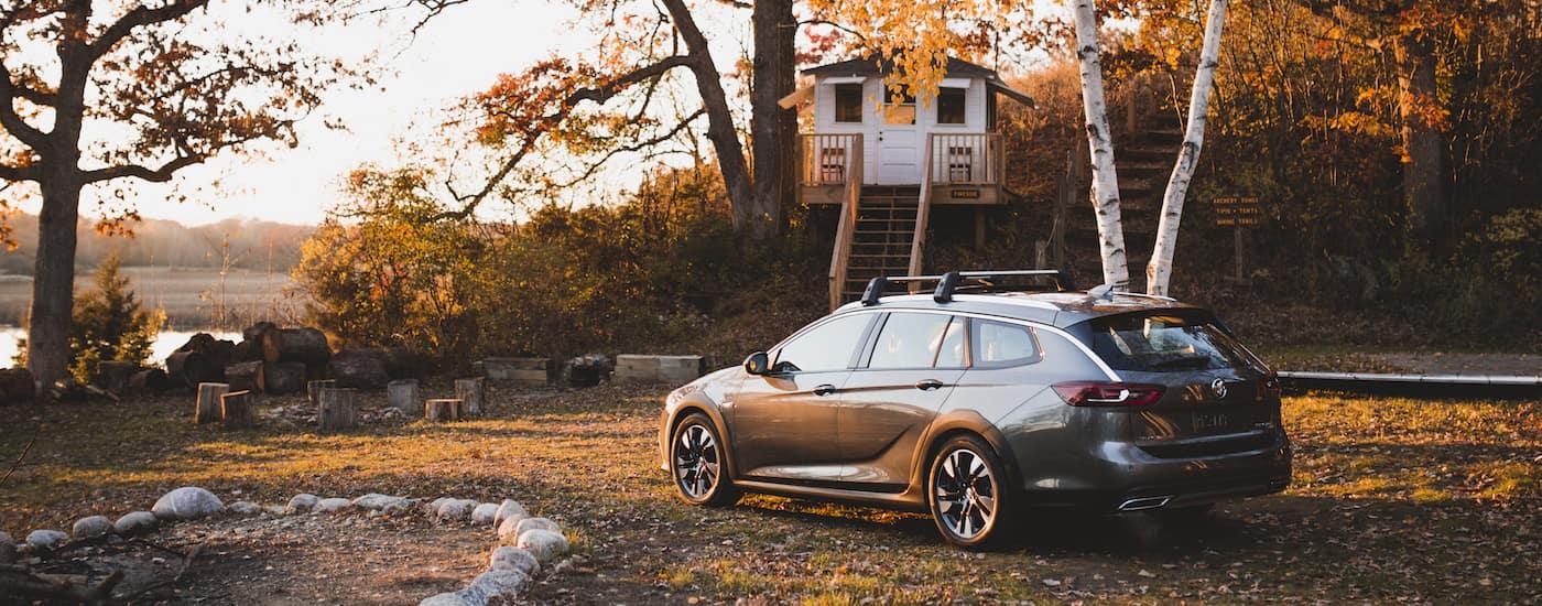 New Buick Regal Choosing