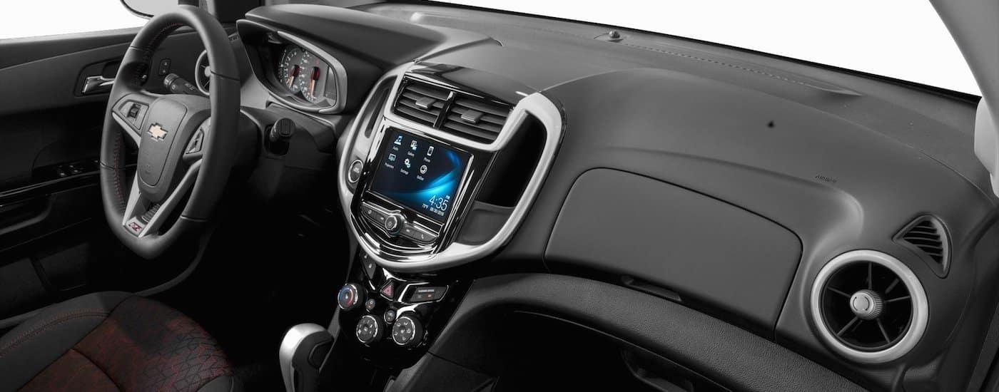 New Chevrolet Sonic Technology