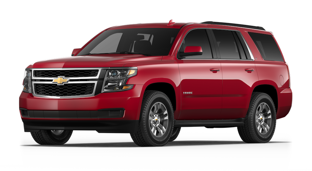 New Chevrolet Tahoe