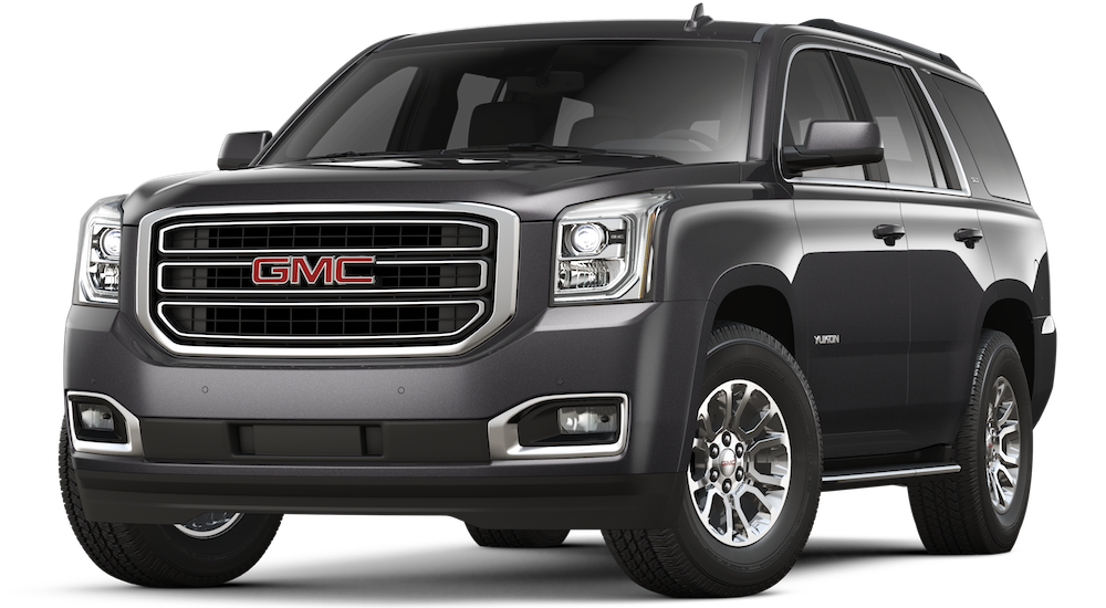 New GMC Yukon