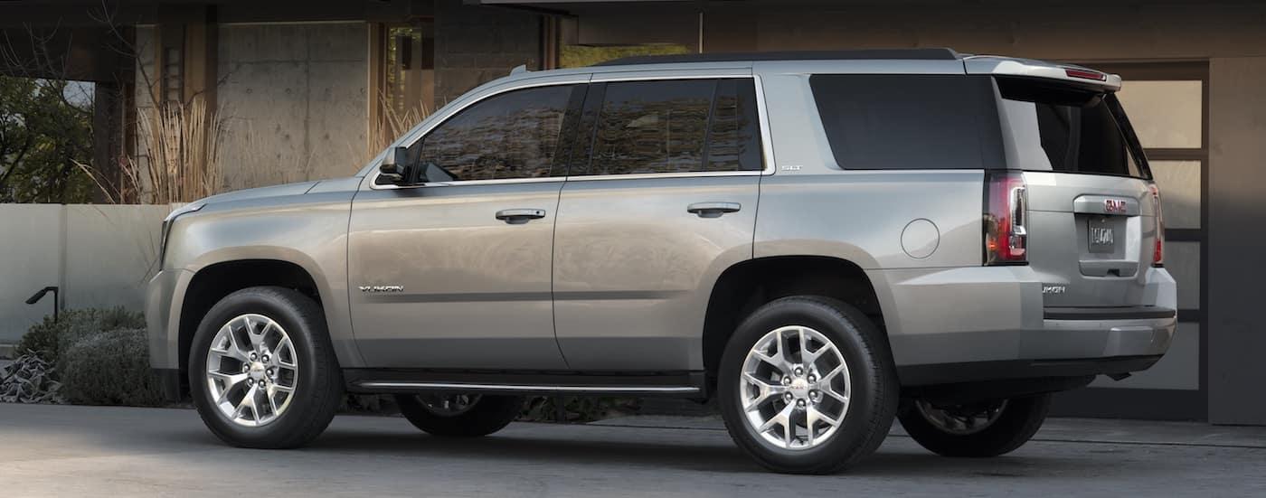 New GMC Yukon Capability