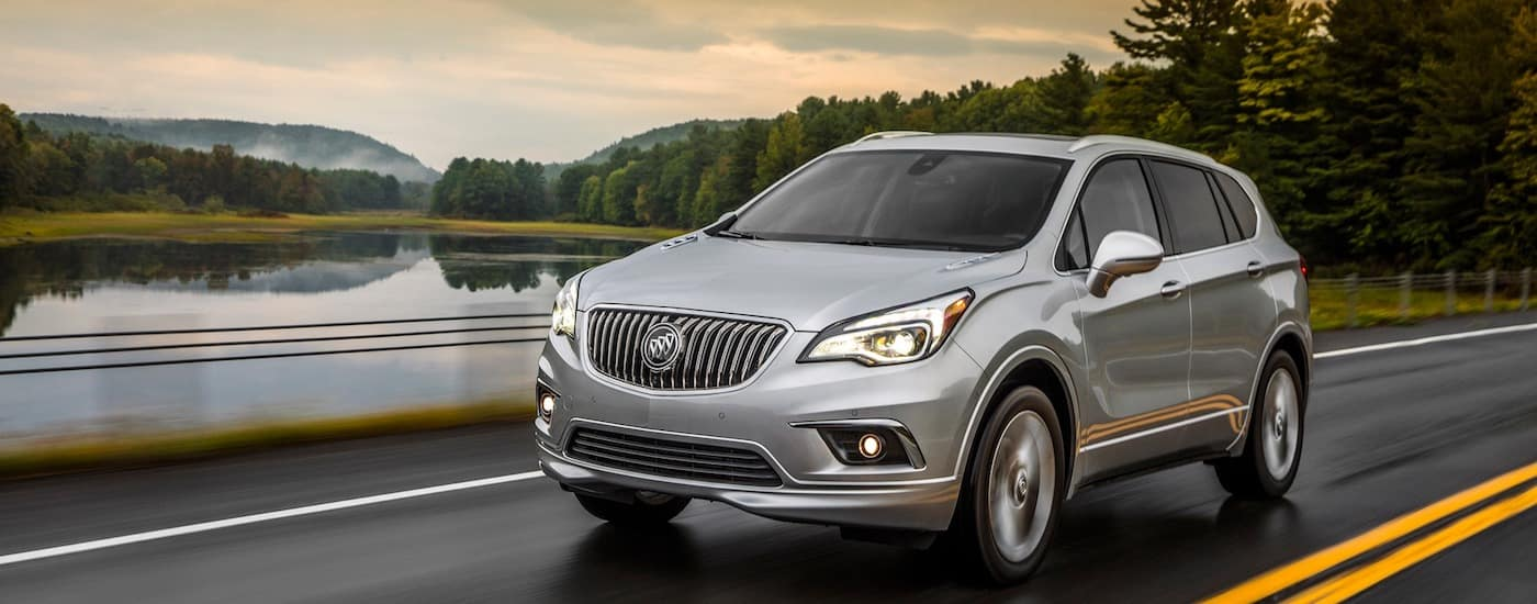 2018 Buick Envision Performance