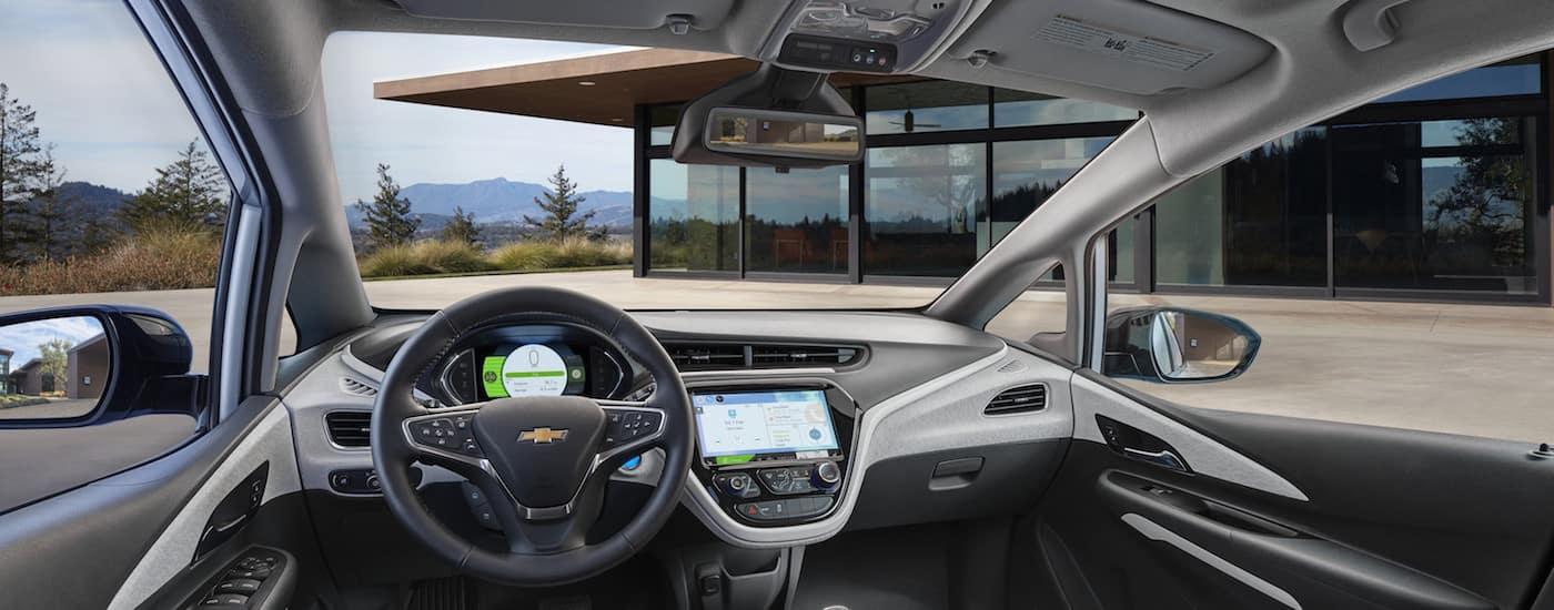 2018 Chevrolet Bolt Interior