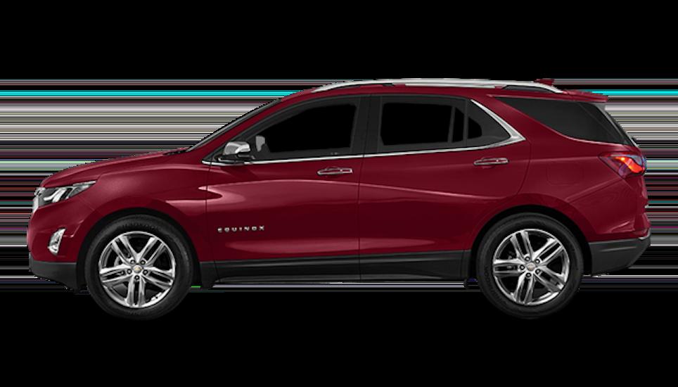 2018 Chevy Equinox