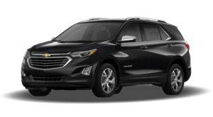 Black 2019 Chevrolet Equinox