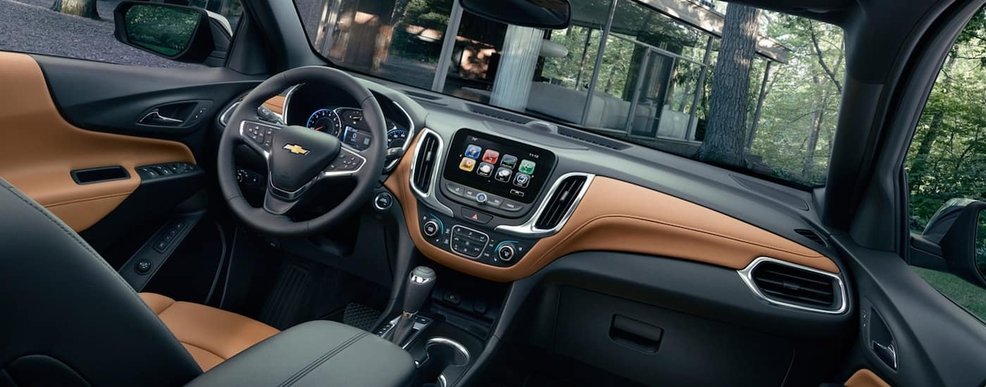 2019 Chevrolet Equinox Interior Dashboard