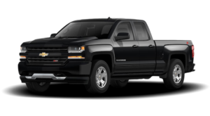 Black 2019 Chevrolet Silverado