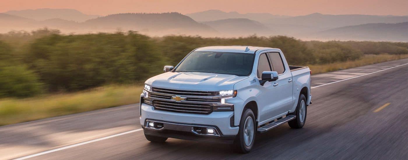2019 Chevrolet Silverado Driving Performance