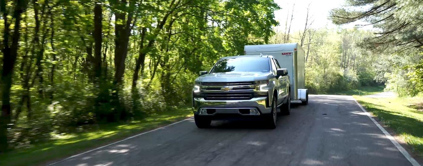 2019 Chevrolet Silverado Towing Trailer