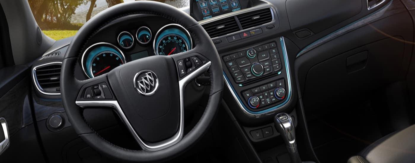2019 Buick Encore Interior Dashboard