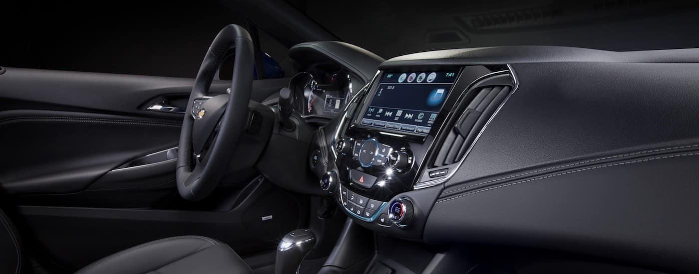 2019 Chevy Cruze Interior Customization
