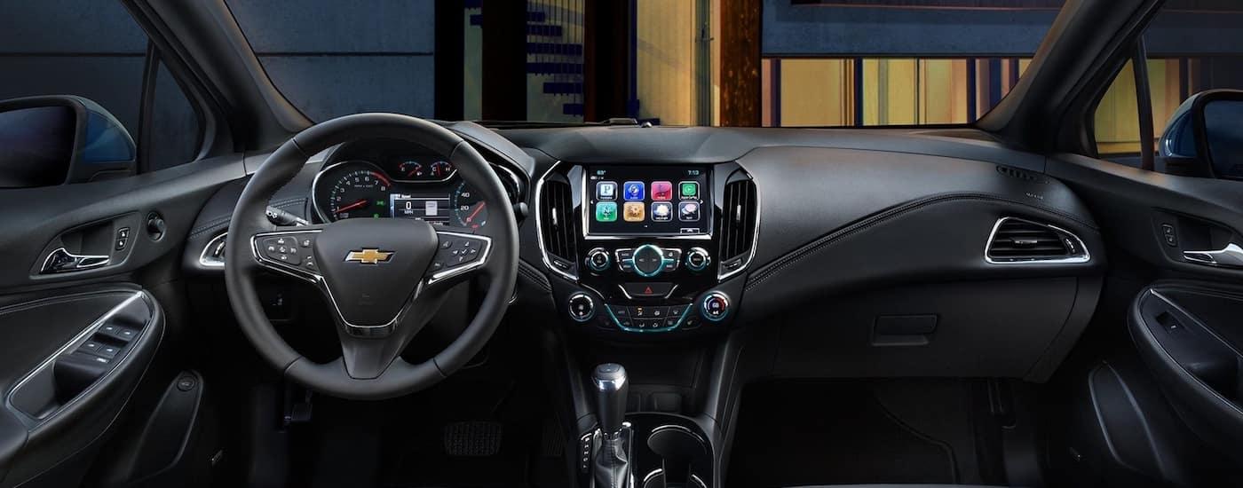 2019 Chevy Cruze Interior Dashboard Safety