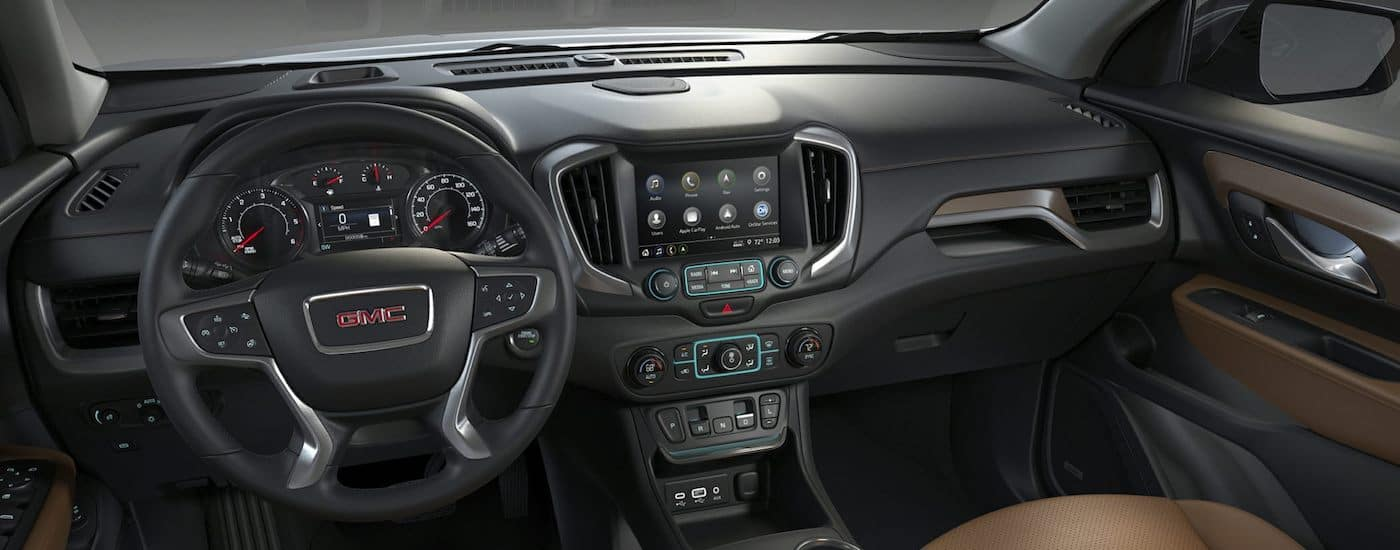 2019 GMC Terrain Amenities