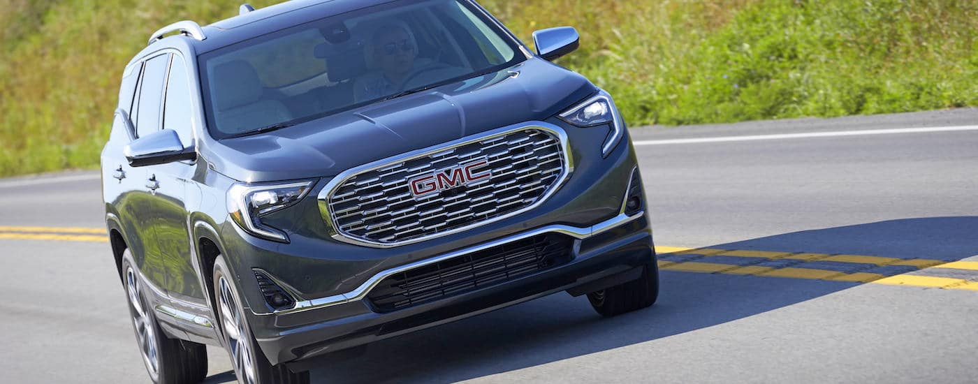 2019 GMC Terrain Performance Driving