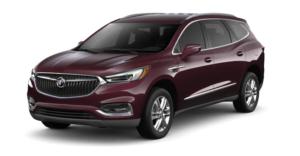 Black Cherry 2019 Buick Enclave
