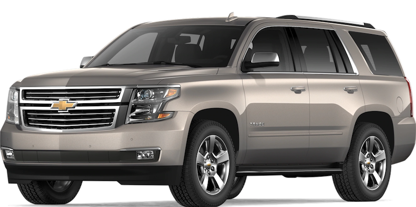 Pepperdust 2019 Chevy Tahoe