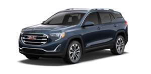 Blue 2019 GMC Terrain
