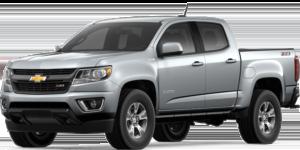Silver 2019 Chevrolet Colorado