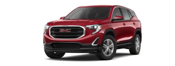 2019 GMC Terrain vs 2019 Chevy Equinox | Carl Black Chevrolet Buick