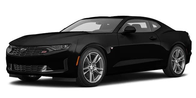 2020 Chevrolet Camaro Black Color