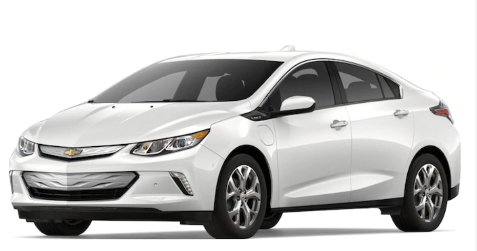2019 Chevrolet Volt in Iridescent Pearl Tricoat