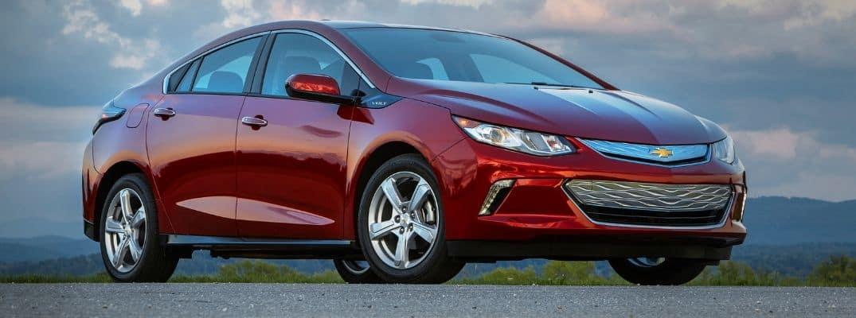 Red 2019 Chevrolet Volt
