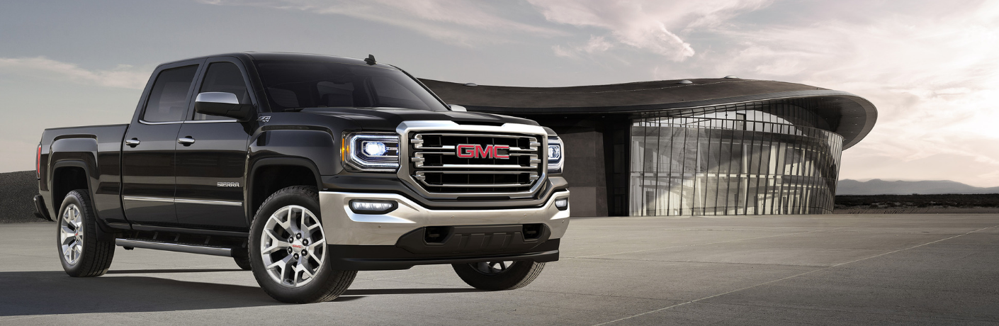 Black 2019 GMC Sierra 1500 Limited