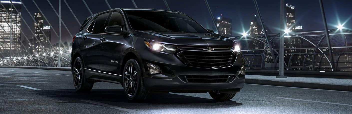 Black 2020 Chevrolet Equinox