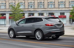 Grey 2019 Buick Enclave