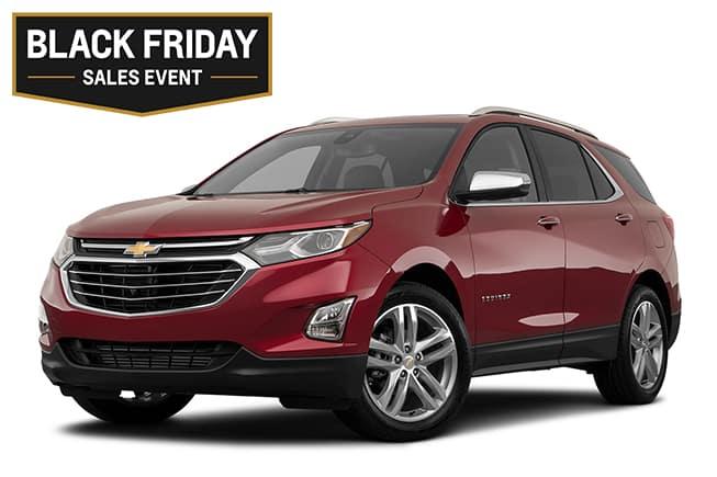 Chevy Equinox LS Black Friday Sales Event