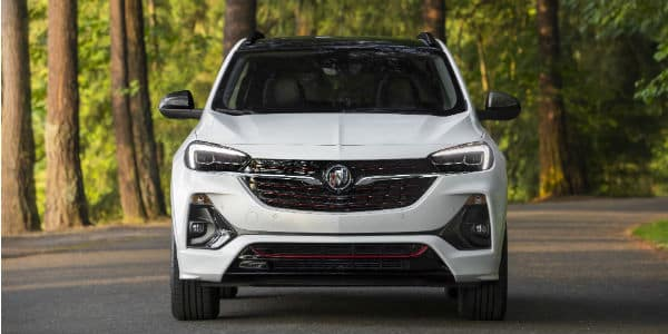Front view of 2020 Buick Encore GX