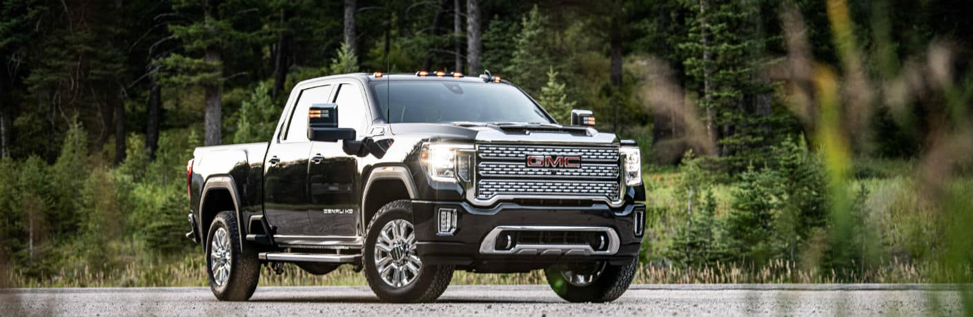 Black 2020 GMC Sierra 3500HD