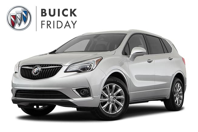 Buick Envision Black Friday Sales Event