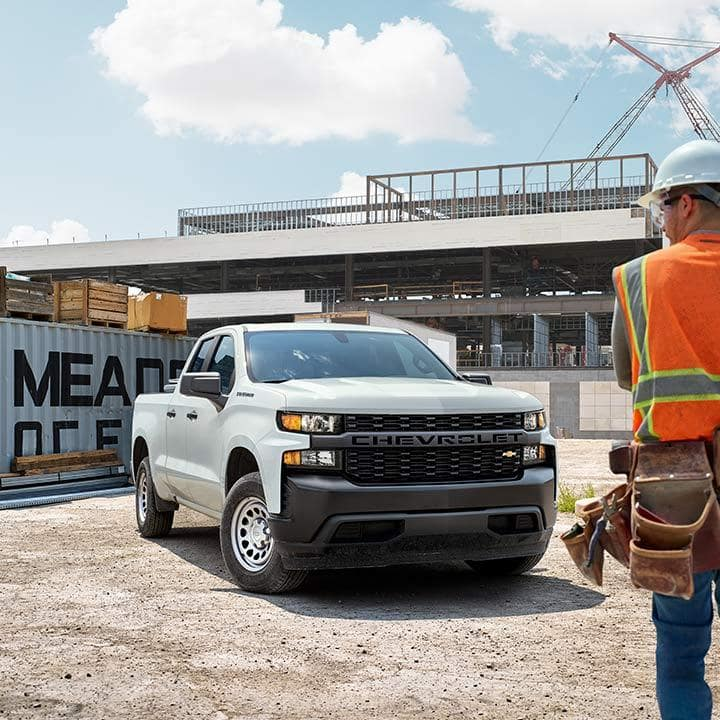 Chevy and GMC Light Duty Pickup Trucks