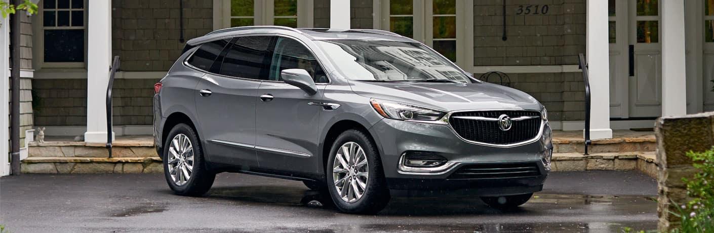 Grey 2020 Buick Enclave