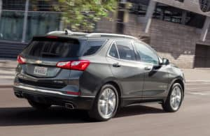 Grey 2020 Chevrolet Equinox