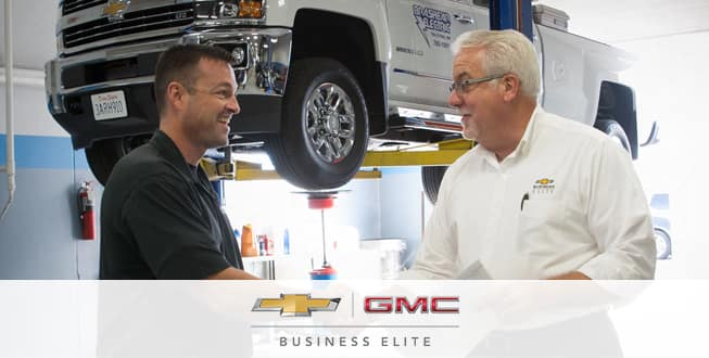 Chevy and GMC Business Elite