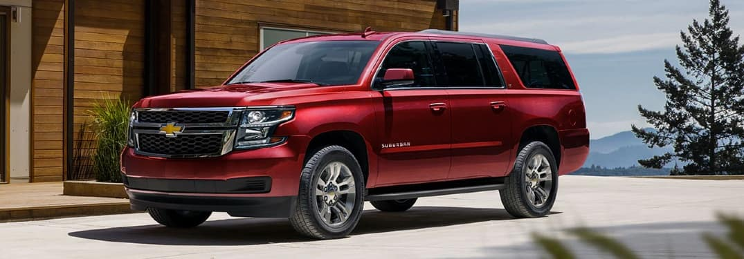 How Wide Is The 2020 Chevy Suburban With Mirrors