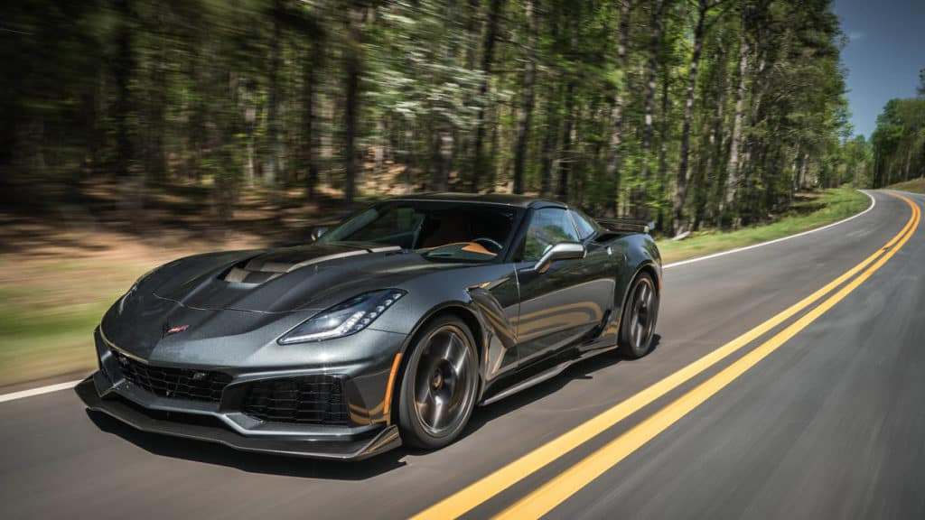 2019 Chevy Corvette ZR1 3ZR is coming to Nashville | Carl Black Chevrolet