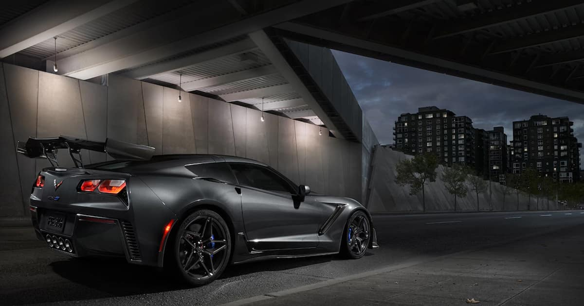2019 Chevy Corvette ZR1 3ZR is coming to Nashville | Carl Black Chevrolet