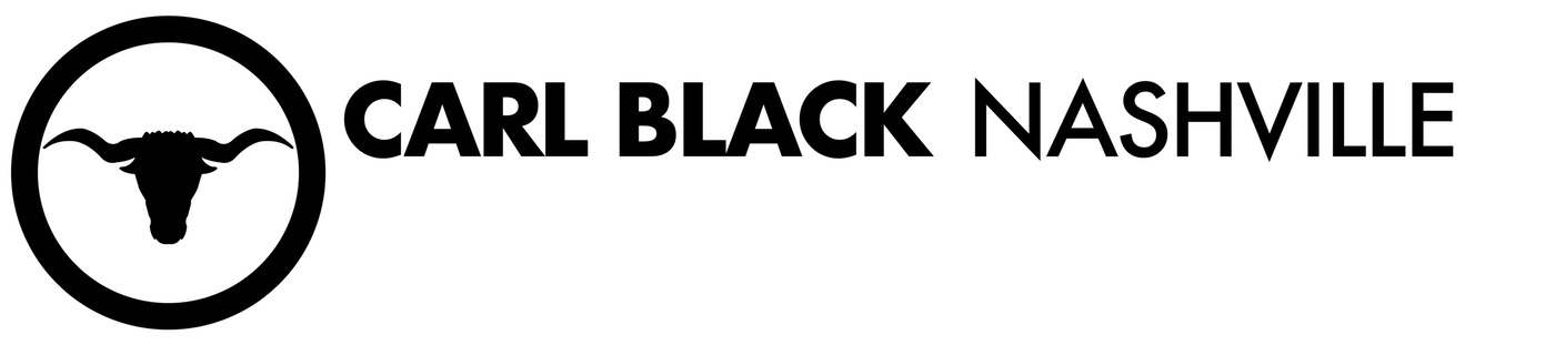 Carl Black Nashville Logo