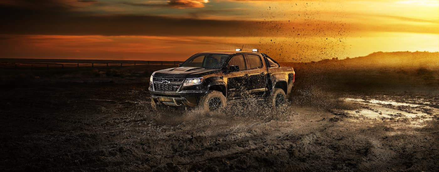 New Chevrolet Colorado Performance