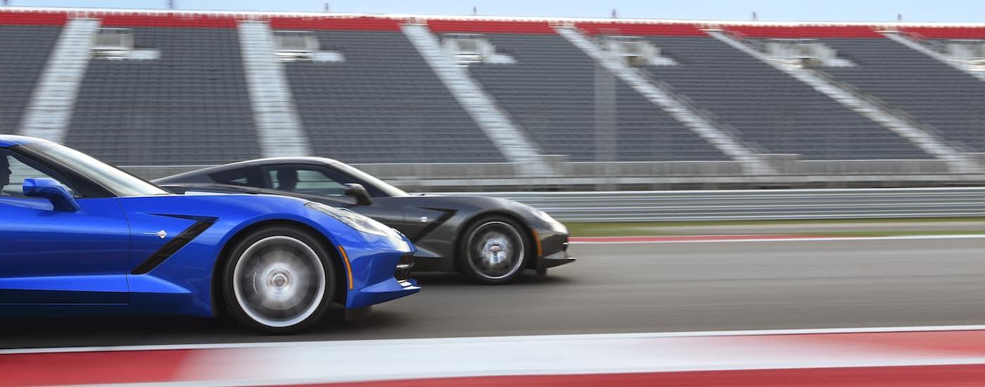 New Chevrolet Corvette Performance