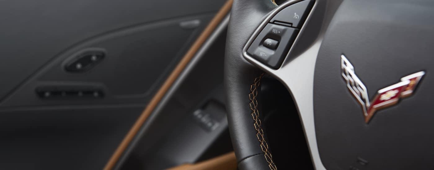 New Chevrolet Corvette Technology