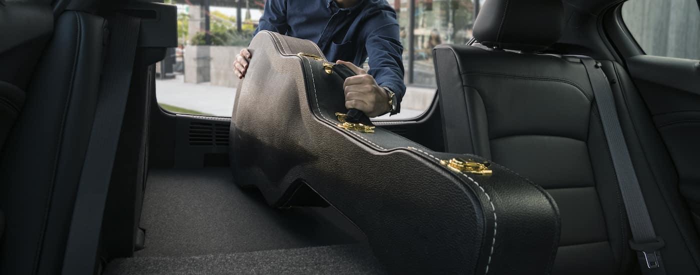 New Chevrolet Cruze Interior