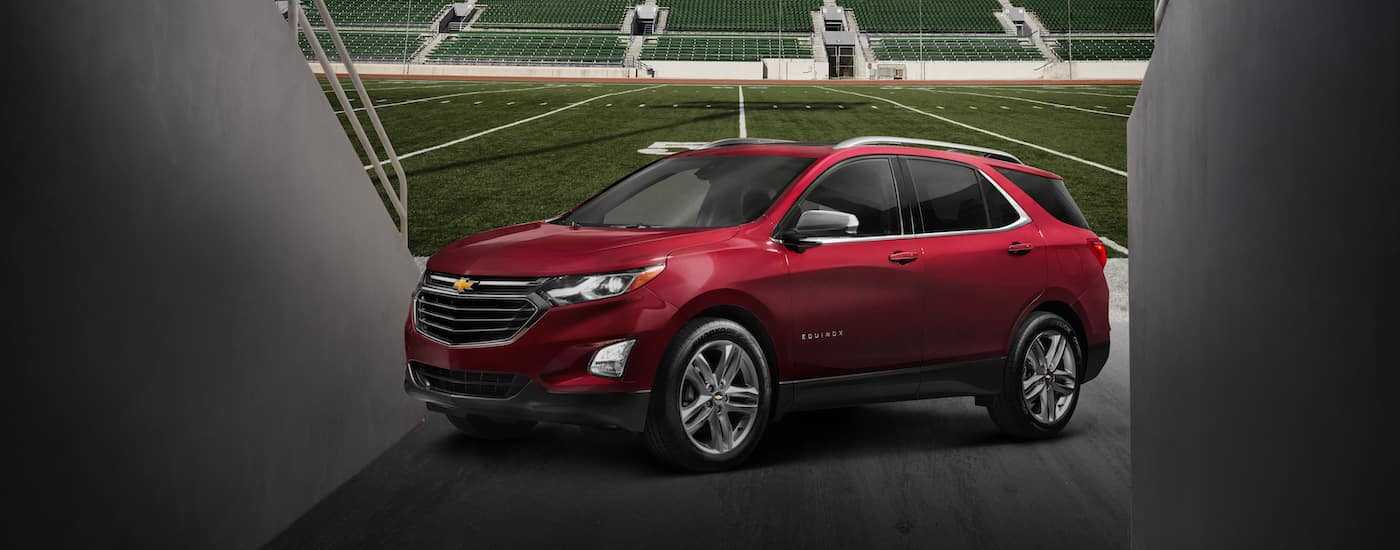 New Chevrolet Equinox Design