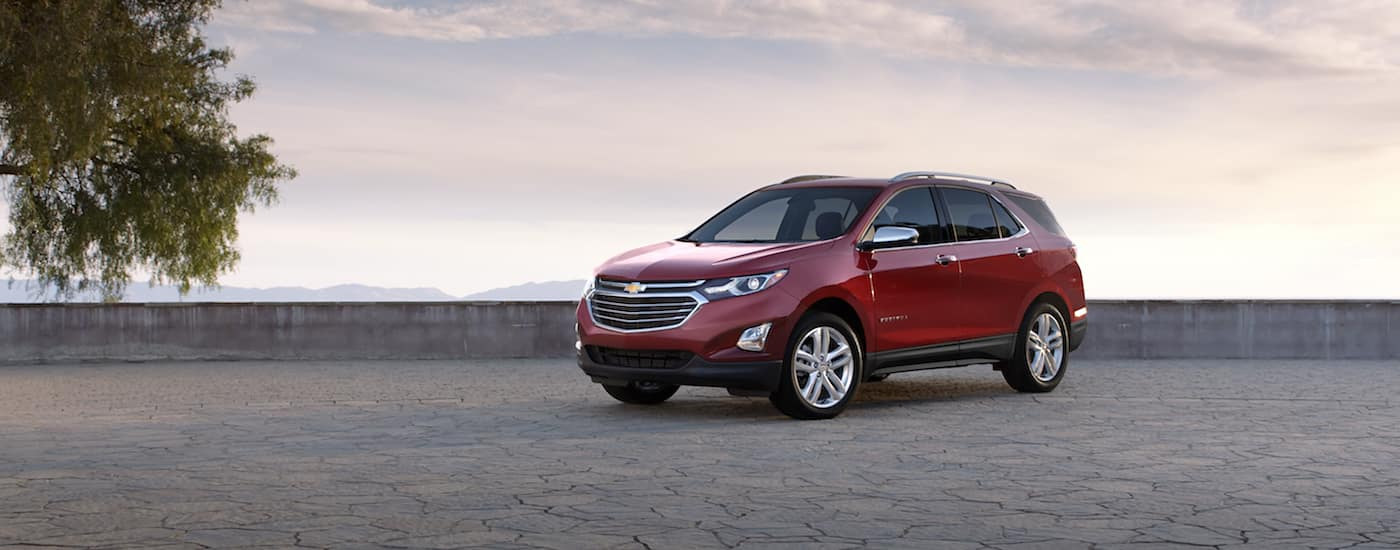 New Chevrolet Equinox Performance