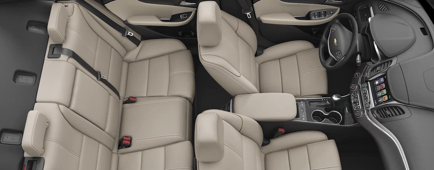 New Chevrolet Impala Interior