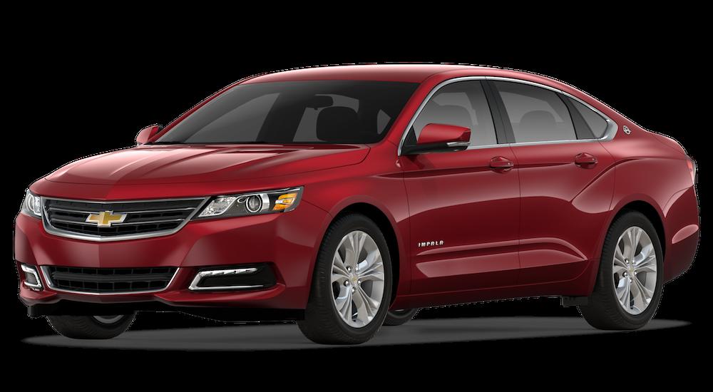 New Chevrolet Impala Performance