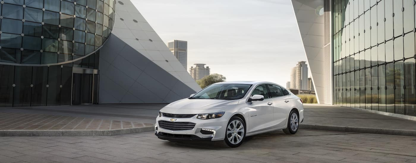 New Chevrolet Malibu Design